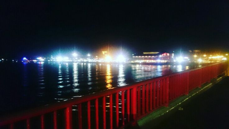Ampera Bridge, South Sumatera