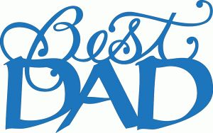 Silhouette Design Store - View Design #60401: best dad