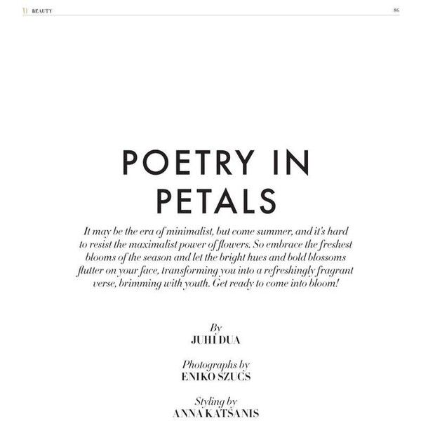L'Officiel India ❤ liked on Polyvore featuring text, words, magazine, quotes, articles, fillers, phrase and saying