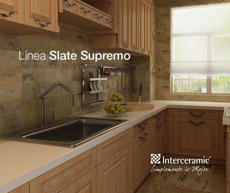 195 best images about pisos para cocinas on pinterest for Azulejos para cocina interceramic