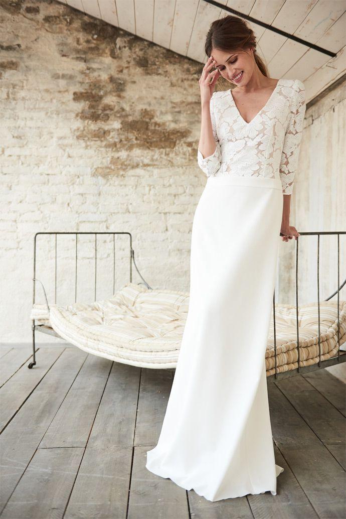 Robes de mariée de Maison Floret - Collection 2018
