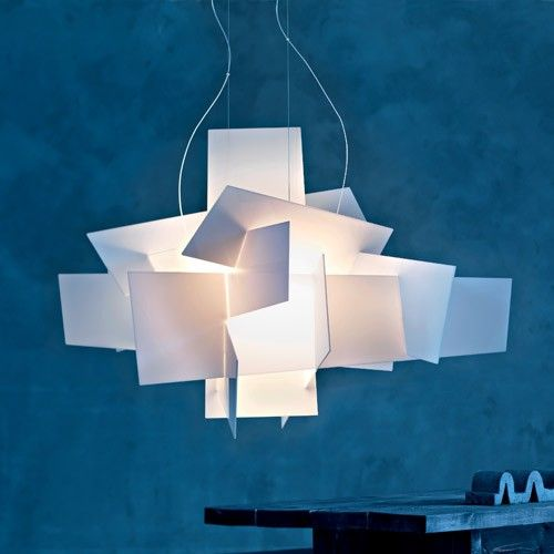 With the LED version, affording high energy efficiency levels and durability, Foscarini wanted to retain all the emotion of the original model. http://www.ylighting.com/foscarini-big-bang-led-chandelier.html