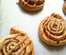 Recipe Cinnamon Scrolls by Anthea BB - Recipe of category Baking - sweet