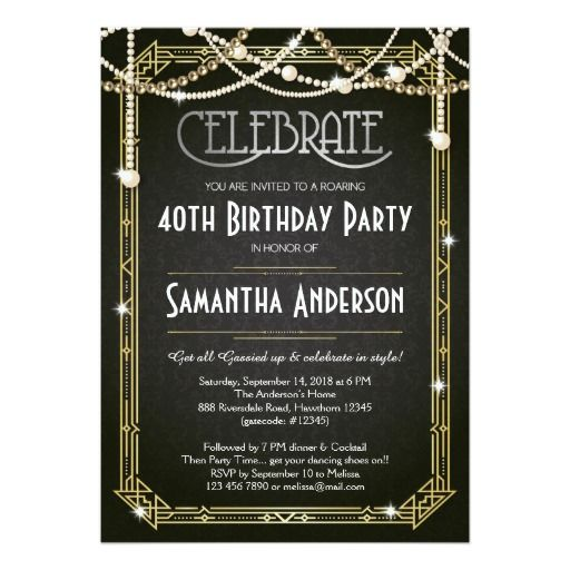 Cocktail Party Invitation Cards for great invitations template