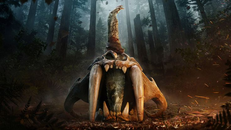 Skull Teaser Art Far Cry Primal Art Gallery In 2020 Far Cry Primal Primal Primal Game