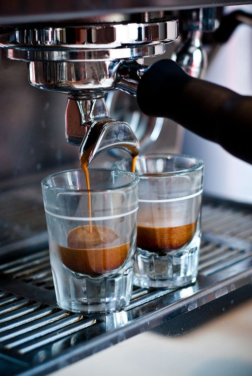 Having an espresso maker in the kitchen would dramatically increase my quality of life.