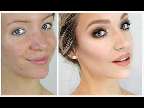 ▶ Contouring + Highlighting for Pale Skin - YouTube