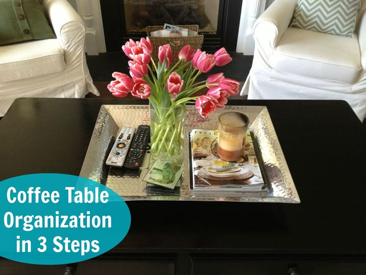 Everyday Table Centerpieces For Home | Coffee Table Decor U0026 Organization