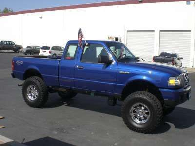 Lifted Ford Ranger | 2006 Ford Ranger Regular Cab - DN, VA owned by 06trx400ex Page:1 at ...