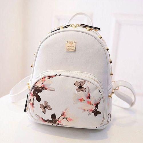 стиль, мода, and рюкзак image