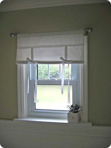 kitchen nook curtains blue sink best 25+ tie up ideas on pinterest | ...
