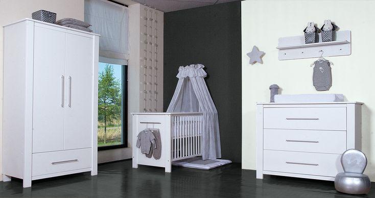 Babykamer Nick | Baby & Tiener - Babykamers vanaf 199,99