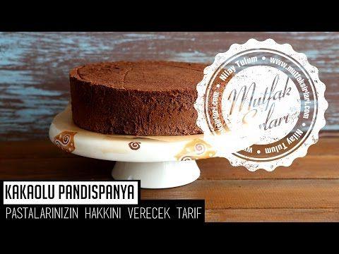 Kakaolu Pandispanya Nasıl Yapılır? - Mutfak Sırları - YouTube