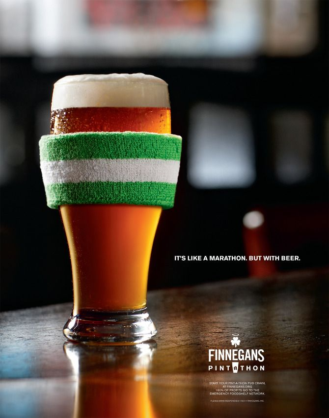 Pint-A-Thon Pint Posters  by Taylor Snyder
