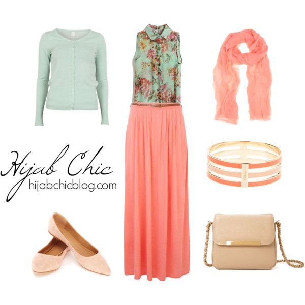 Untitled #11 by hijab-chic, via Polyvore