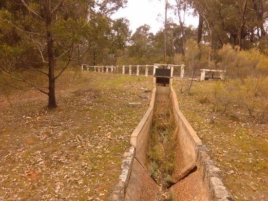 Bendigo - Crusoe and No7 Dams Water Race