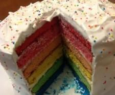 Rainbow Cake | Official Thermomix Forum & Recipe Community