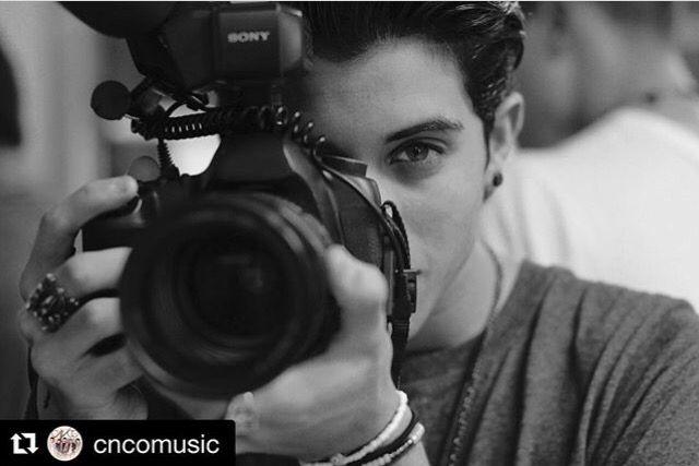 Erick + photography CNCO