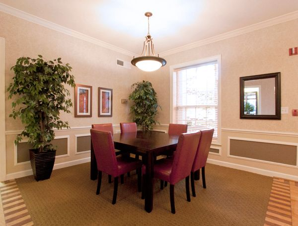 Dining Room At Ivy House   UF Luxury Dorm On Sorority Row In Gainesville, FL Part 58