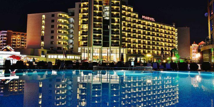 All Inclusive 2017 - Hotel Marvel - Sunny Beach