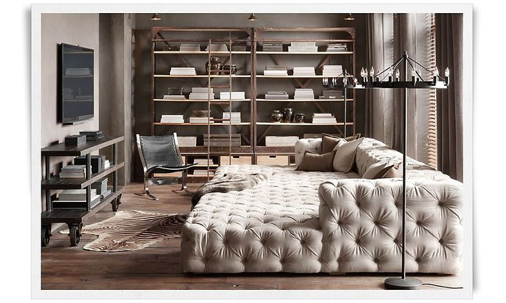 Restoration Hardware Day Bed Living Pinterest