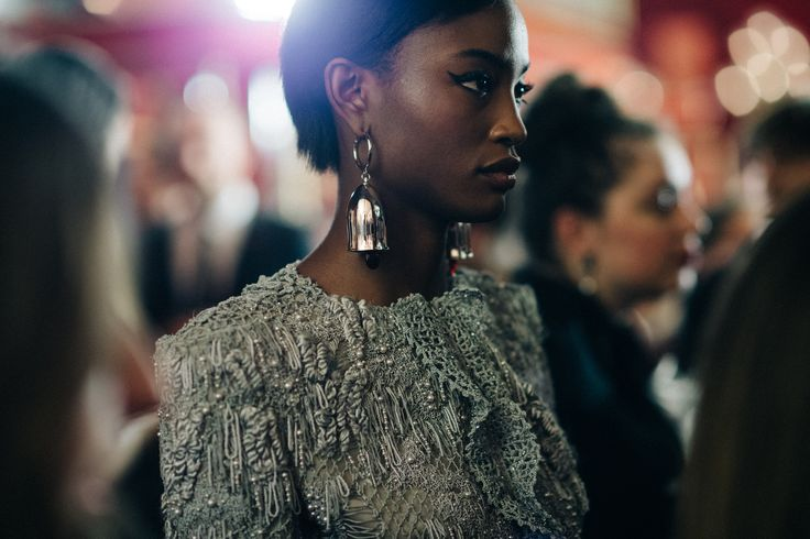 ULYANA SERGEENKO Couture Spring-Summer 2017 Couture collection // photo by Adam Katz Sinding