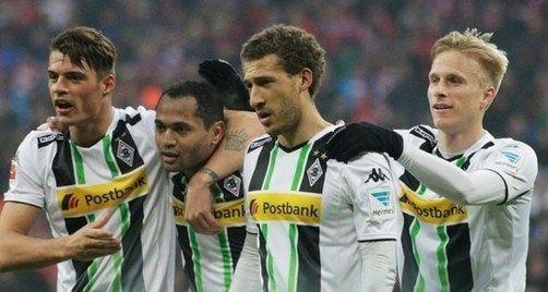 M'Gladbach Sukses Bungkam Bayern Munchen
