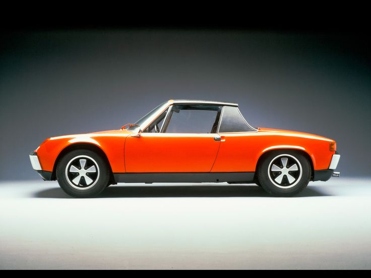 VW Porsche 914/8