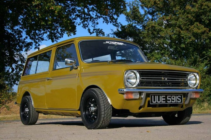 clubman estate - I miss my 'wagon'