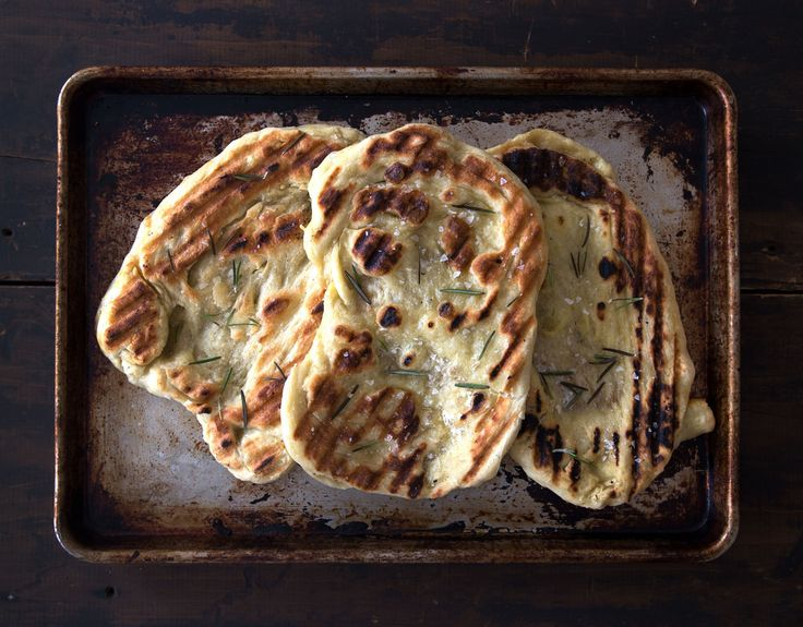 How to Make Grilled Flatbread - Food52
