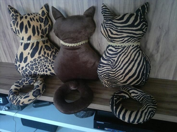 Almofadas de Gato