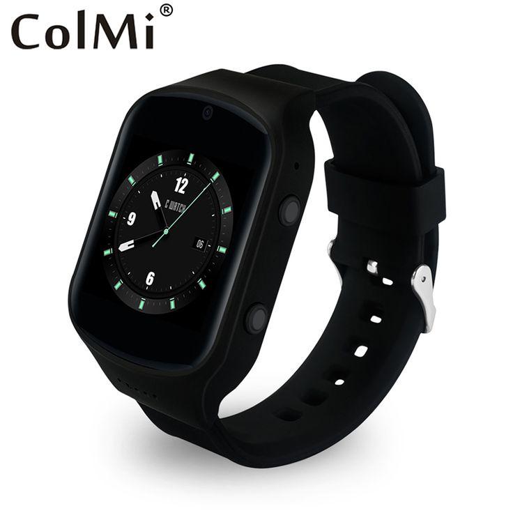 ColMi 2016 Smart Uhr SOS Alarm MTK6580 Herzfrequenz Bluetooth Schließen Apple Telefon Für iphone IOS Android Smartwatch //Price: $US $81.52 & FREE Shipping //     #smartwatches