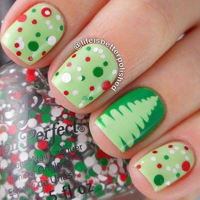 663 best Nail images on Pinterest | Uñas bonitas, Arte de uñas y ...