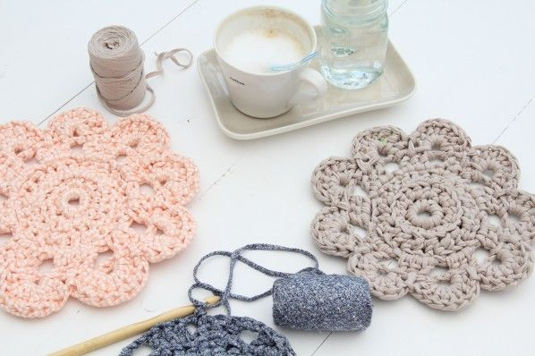 @  creJJtion - Free charted and written pattern - crochet doily: http://crejjtion.com/pattern/pattern-doily/