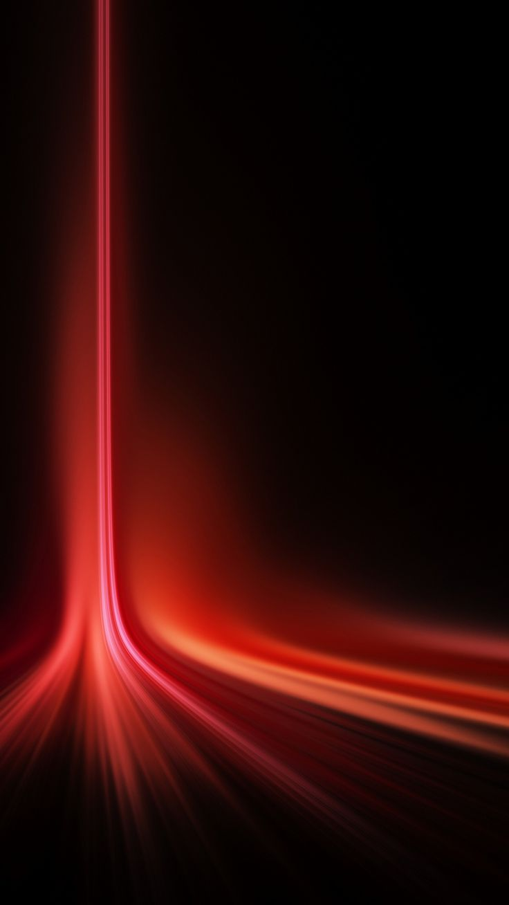 Vertical Red Laser Light Spread iPhone 6 Plus HD Wallpaper