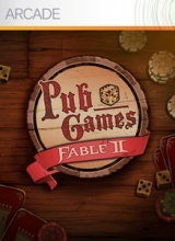 All the pub games from Fable II