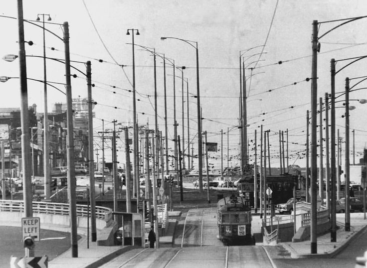 St Kilda Junction 1974