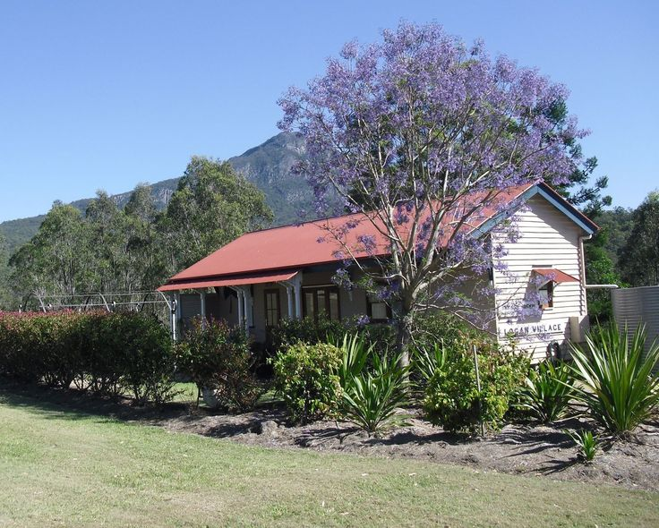 The Hill Station Cottage.