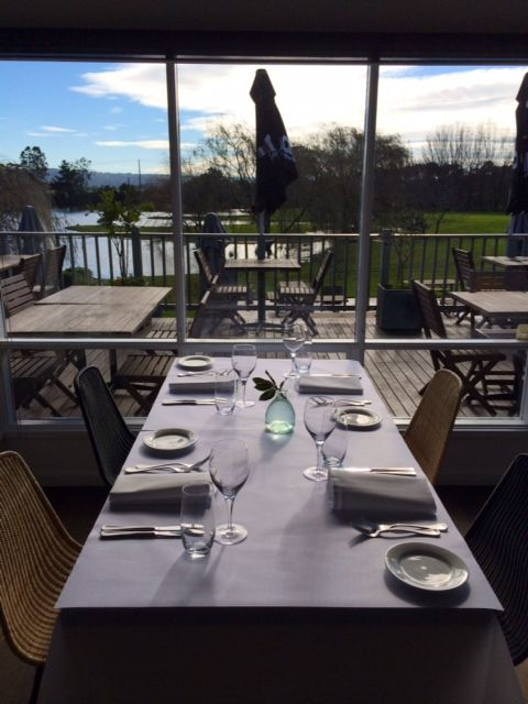 What a view! Have a long lunch with an incredible view. www.stillwateratcrittenden.com.au