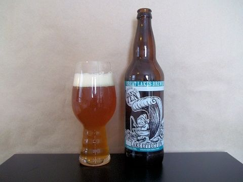 Ontario breweries have produced some fantastic American IPAs over the past few years and Lake Effect IPA from Great Lakes Brewery in Etobicoke ranks among the very best of the bunch.