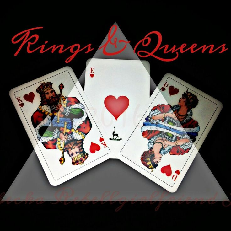 """Kings & Queens"", done and edited by Rebecka Rebe LL girlfriend January 2016."