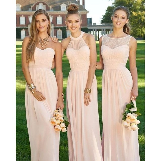 Beautiful looks of @camillelavie bridesmaids will have your friends on point…