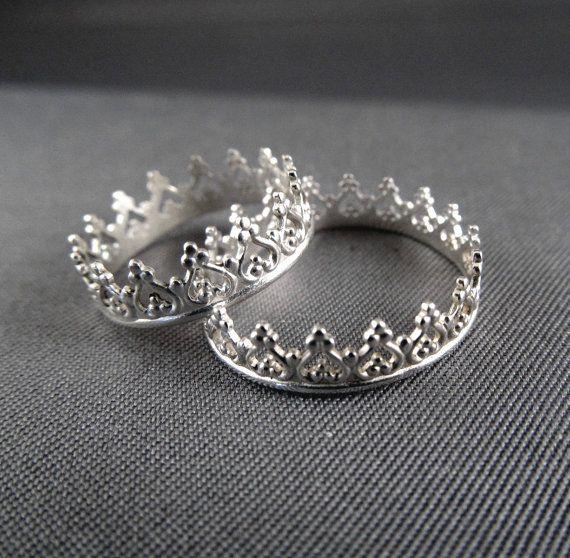 Princess Crown Ring, Tiara Ring, let them eat cake