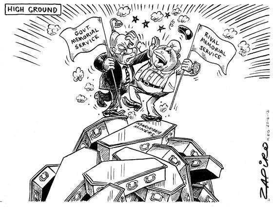 Zapiro: Marikana - Mail & Guardian Online