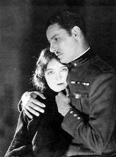 Lillian Gish and Ronald Colman in The White Sister 1923.
