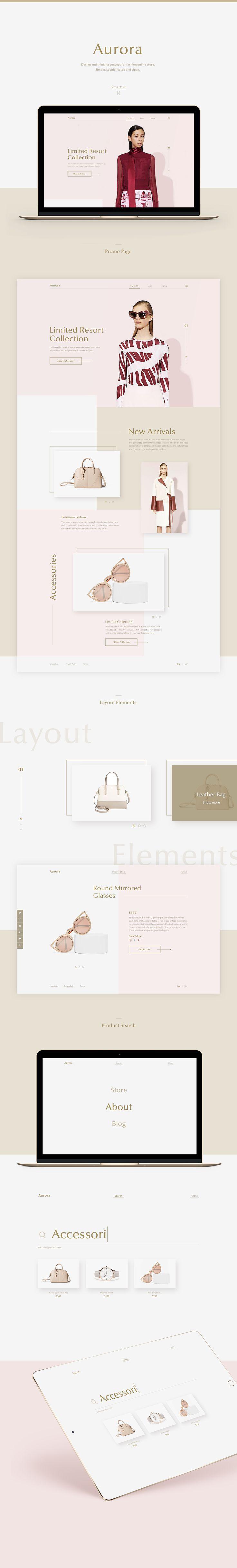 Aurora on Web Design Served                                                                                                                                                     More
