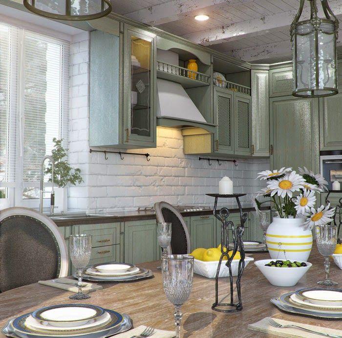 Интерьеры, выполненные в этом стиле, очаровательны и естественны. Комнаты наполнены воздухом и светом, романтичная атмосфера располагает к отдыху, а изящный декор придает неповторимый французский шарм.