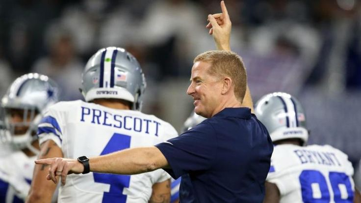 Cowboys coach Jason Garrett advocated for NFL's relaxed celebration rules