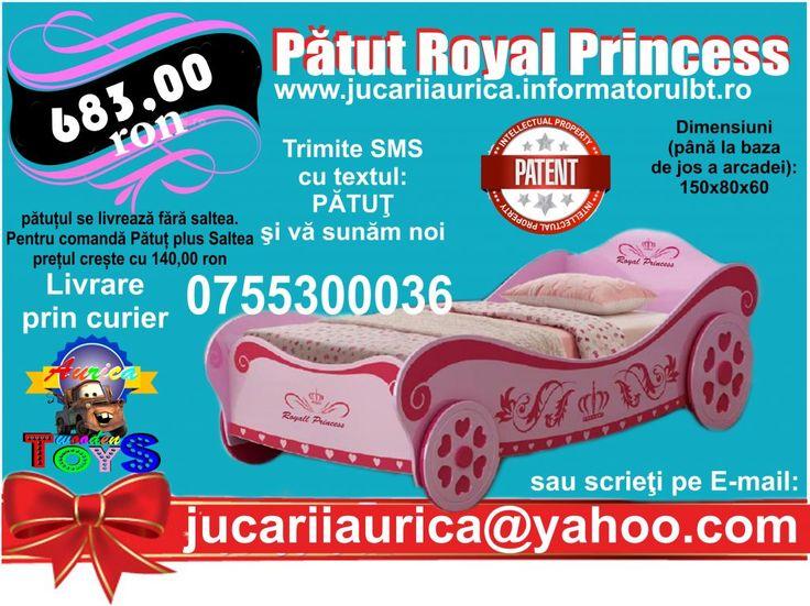 Patut Royal Princess :http://www.jucariiaurica.informatorulbt.ro/wp/produs/patut-royal-princess/