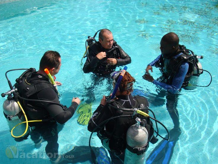 Pursue a Career in Scuba Diving Schools